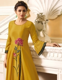 LT FABRICS NITYA VOL.34 NX STYLISH PARTY WEAR GOWN STYLE KURTIS WHOLESALE PRICE (12)JPG