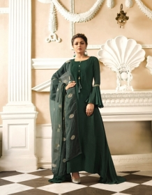 LT FABRICS NITYA VOL.34 NX STYLISH PARTY WEAR GOWN STYLE KURTIS WHOLESALE PRICE (3)JPG