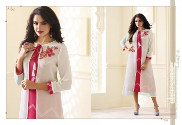 LT NITYA 1501- 1512 SERIES GEORGETTE KURTIS WHOLESALE PRICE (17) JPG