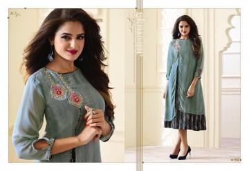 LT NITYA 1501- 1512 SERIES GEORGETTE KURTIS WHOLESALE PRICE (6) JPG