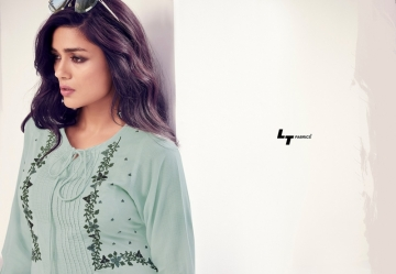 LT NITYA PRESENT ESSENTIALS VOL 02 REYON FANCY SHORT WESTERN TOP WHOLESALE PRICE SURAT(2)JPG