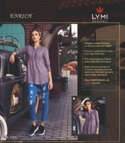 LYMI ORIGINALS PRESENTS ENRICH EMBROIDERED FANCY WEAR SHORT TOPS WHOLESALE PRICE (9)