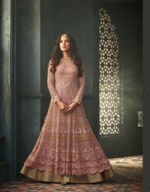 MAISHA 5301-5308 TIHOR PARTY WEAR DRESSES WITH GOWN WHOLESALE PRICE SURAT (12)JPG