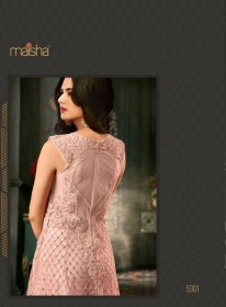 MAISHA 5301-5308 TIHOR PARTY WEAR DRESSES WITH GOWN WHOLESALE PRICE SURAT (13)JPG