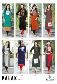 MITTOO PALAK VOL 12 RAYON KURTIS WHOLESALE PRICE (10) JPG