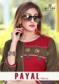 MITTOO PAYAL VOL 5 RAYON KURTIS WHOLESALE PRICE (10) JPG