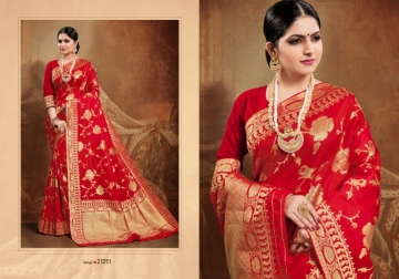 PATANG PRESENTS OCCASION SILK DESIGNER PARTY WEAR SAREE (2) JPG