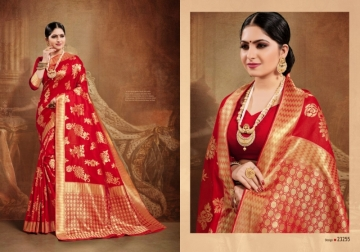 PATANG PRESENTS OCCASION SILK DESIGNER PARTY WEAR SAREE (3) JPG