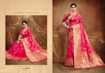 PATANG PRESENTS OCCASION SILK DESIGNER PARTY WEAR SAREE (5) JPG