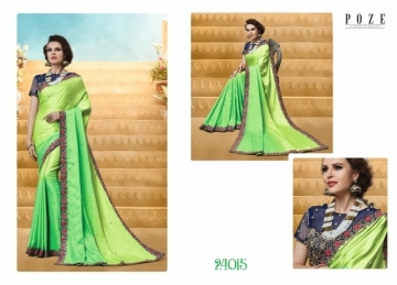 PATANG THE PEARL CHIFFON SILK AND GEORGETTE SAREE WITH BLOUSE PARTY WEAR SAREES WHOLESALE PRICE(13)JPG