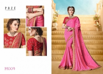 PATANG THE PEARL CHIFFON SILK AND GEORGETTE SAREE WITH BLOUSE PARTY WEAR SAREES WHOLESALE PRICE(3)JPG