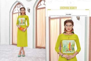 POONAM NITYA RAYON DESIGNER EMBROIDED KURTIS WHOLESALE SUPPLIER  SURAT (11) JPG