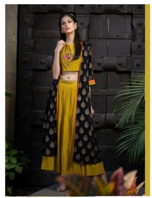 Psyna-Launching-Porche-Vol-3-Shrug-Catalogue-With-Different-Bottoms-Palazzo-Pant-Skirt-Collection-10