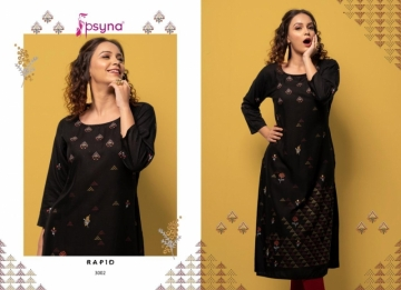 PSYNA PRESENTS RAPID VOL-03 RAYON PRINTED CASUAL WEAR KURTI (2) JPG