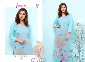 PSYNA PRINCESS VOL-13 RAYON KURTIS WHOLESALE PRICE (11)JPG