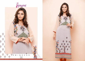 PSYNA PRINCESS VOL-13 RAYON KURTIS WHOLESALE PRICE (3)JPG