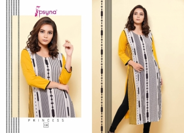 PSYNA PRINCESS VOL-13 RAYON KURTIS WHOLESALE PRICE (9)JPG