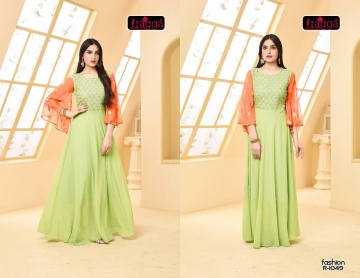 RAGGA FASHION GOWN PARTY WEAR WHOLESALE SUPPLIER (3) JPG