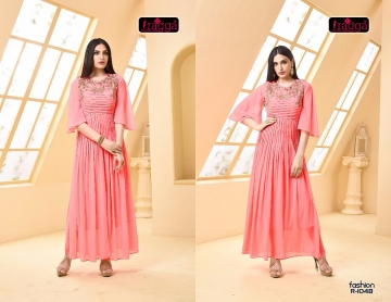 RAGGA FASHION GOWN PARTY WEAR WHOLESALE SUPPLIER (5) JPG