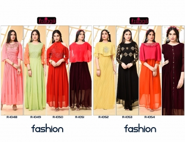 RAGGA FASHION GOWN PARTY WEAR WHOLESALE SUPPLIER (9) JPG