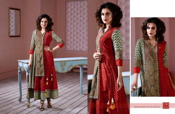 RANGOON TAAPSY PANNU VOL 4 WESTERN COTTON GOWN WHOLESALE PRICE (2) JPG