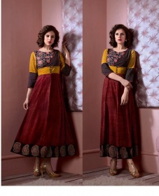 RANGOON TAAPSY PANNU VOL 4 WESTERN COTTON GOWN WHOLESALE PRICE (6) JPG