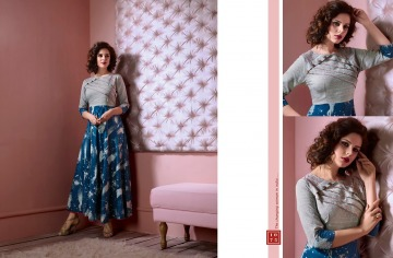 RANGOON TAAPSY PANNU VOL 4 WESTERN COTTON GOWN WHOLESALE PRICE (8) JPG