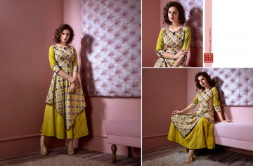 RANGOON TAAPSY PANNU VOL 4 WESTERN COTTON GOWN WHOLESALE PRICE (9) JPG