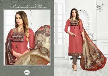 RANI FASHION SPANISH VOL -3 ROYAL SILK SALWAR KAMEEZ WHOLESALE PRICE (13) JPG