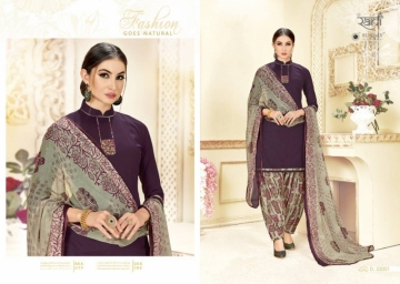 RANI SUNDAY PATIYALA VOL-22 SALWAR SUIT D. 22001