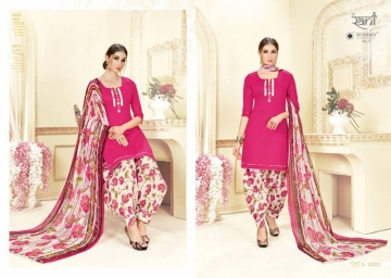 RANI SUNDAY PATIYALA VOL-22 SALWAR SUIT D. 22002