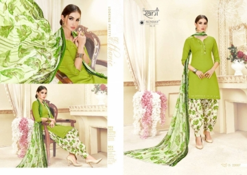 RANI SUNDAY PATIYALA VOL-22 SALWAR SUIT D. 22007