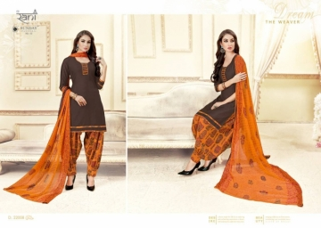 RANI SUNDAY PATIYALA VOL-22 SALWAR SUIT D. 22008