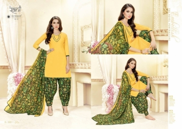 RANI SUNDAY PATIYALA VOL-22 SALWAR SUIT D. 22011