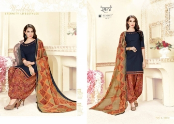 RANI SUNDAY PATIYALA VOL-22 SALWAR SUIT D. 22012