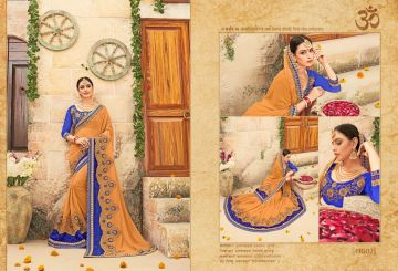 RATI SAREES SUHANI HEAVY EMBROIDERY SAREES WHOLESALE SUPPLIER SURAT (5)JPG