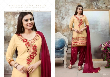 S-MORE FASHION PATIYALA ZONE REYON PATIYALA SUITS WHOLESALE PRICE (6) JPG