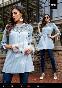 S4U-Forever-Young-Vol-3-Designer-Short-Kurti-Collection-Of-Shivali-4
