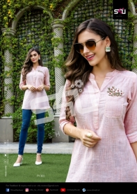 S4U-Forever-Young-Vol-3-Designer-Short-Kurti-Collection-Of-Shivali-6