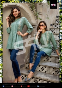 S4U-Forever-Young-Vol-3-Designer-Short-Kurti-Collection-Of-Shivali-7