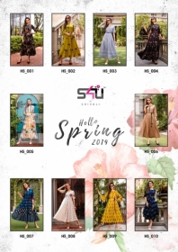 S4u-Hello-Spring-2019-Simple-And-Beautiful-Floral-Print-Kurtis-Wholesaler-In-Surat-2