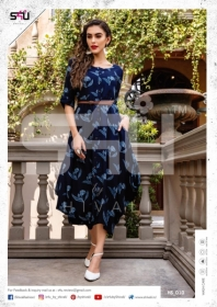 S4u-Hello-Spring-2019-Simple-And-Beautiful-Floral-Print-Kurtis-Wholesaler-In-Surat-9