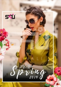 S4u-Hello-Spring-2019-Simple-And-Beautiful-Floral-Print-Kurtis-Wholesaler-In-Surat-1-1