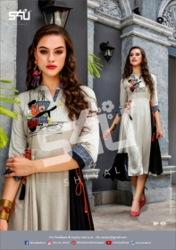 S4U WEEKEND PASSIONS VOL-04 FANCY STYLISH COLOURFUL KURTIS(6)jpg