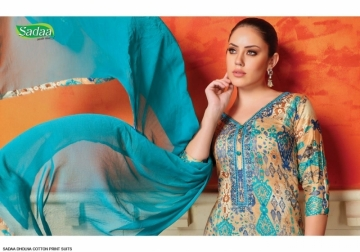 SADAA DHOLNA COTTON PRINT WITH EMBROIDERY SUITS WHOLESALE PRICE (7) JPG