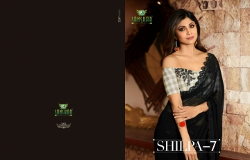 SANSKAR PRESENTS SHILPA VOL-7 SILK DESIGNER FANCY WEAR SAREES (01) JPG