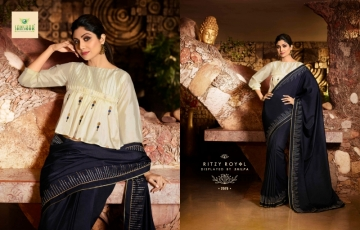 SANSKAR PRESENTS SHILPA VOL-7 SILK DESIGNER FANCY WEAR SAREES (7) JPG