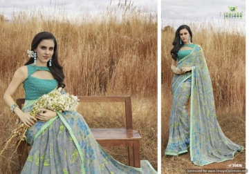 SANSKAR SUHANE PAL VOL-16 GEORGETTE DIGITAL PRINTED FANCY PARTY WEAR SAREE WHOLESALE PRICE(17)JPG