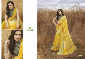SANSKAR SUHANE PAL VOL-16 GEORGETTE DIGITAL PRINTED FANCY PARTY WEAR SAREE WHOLESALE PRICE(4)JPG