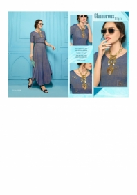 SHUBH NX ANTIQUITY RAYON WESTERN STYLE LONG KURTIS WHOLESALE SUPPLIER SURAT(4)JPG